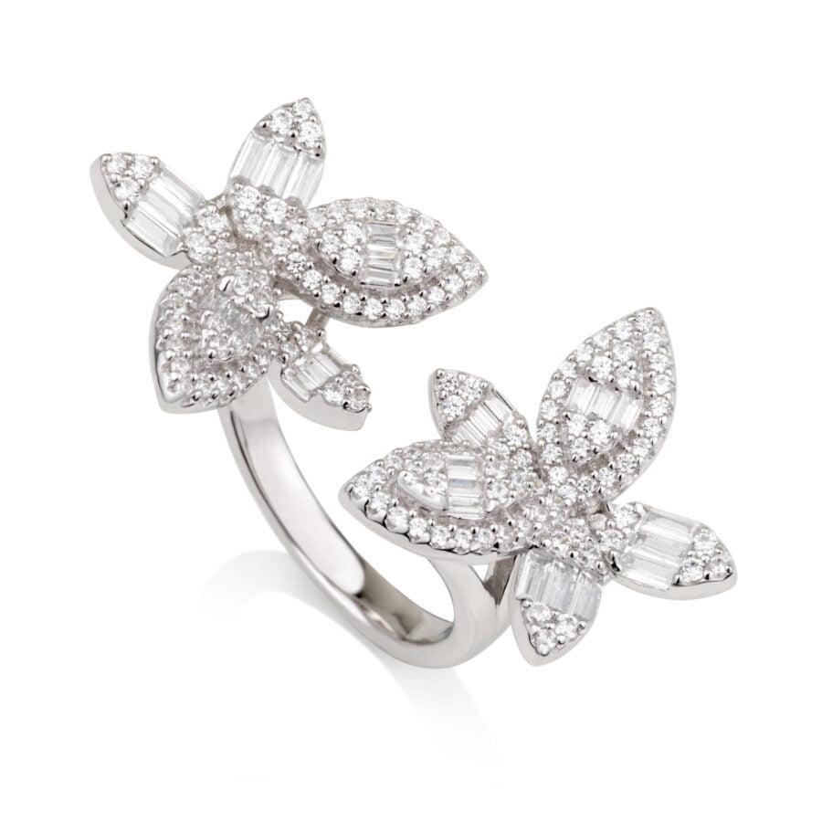 טבעת פרפרים